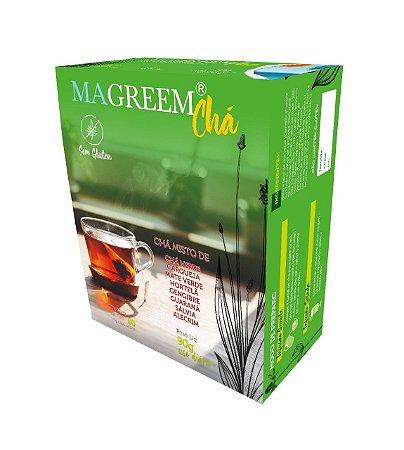 Chá Natural Magreem Chá 60 sachês