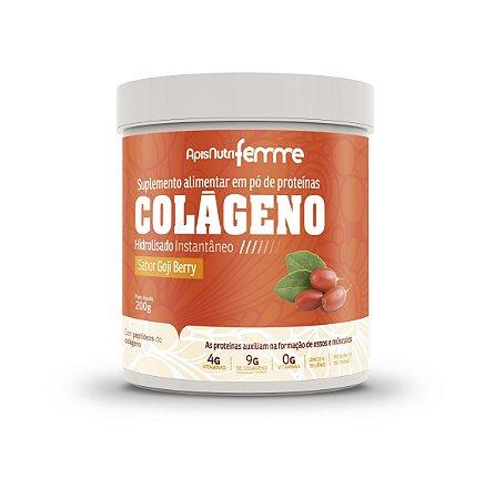 Colágeno Hidrolisado – Sabor Gojiberry