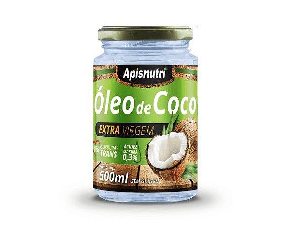 Oléo de Coco Extra Virgem 500ml