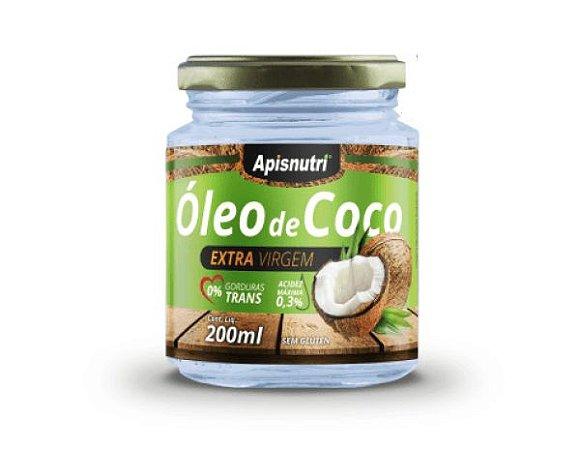 Oléo de Coco Extra Virgem 200ml