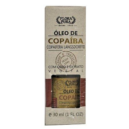 Óleo de Copaíba - 30 ml