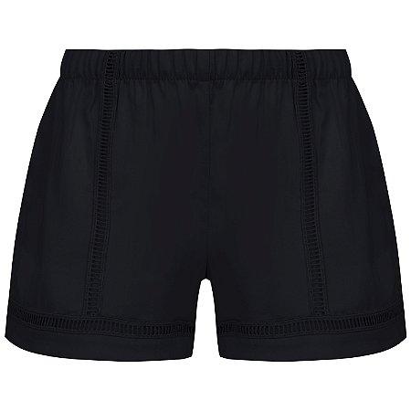 Short Santorini Black