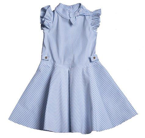 Vestido Milão Light Blue