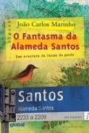O FANTASMA DA ALAMEDA SANTOS – ED.GLOBAL (6º ANO)