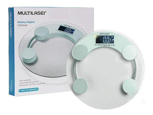 Balança Digital EatSmart - Multilaser