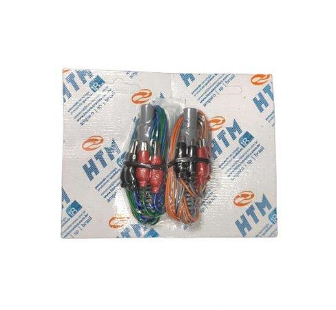 Kit Eletrolipólise para Stimulus Physio 4 Canais, Stimulus Physio Maxx e Stimulus Esthetic - HTM
