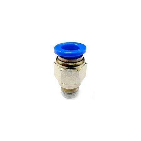 Adaptador Engate de Vácuo + Conexão 6mm - HTM