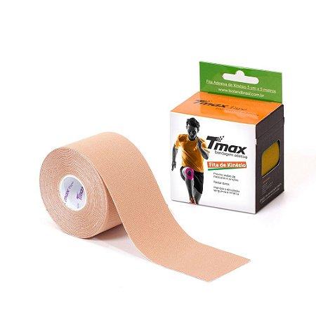 Bandagem Elástica Kinesio 5X5m - T-Max
