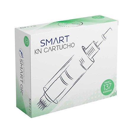 Cartucho Smart DermaPen 10 und -137 agulhas nano - Gr Medical