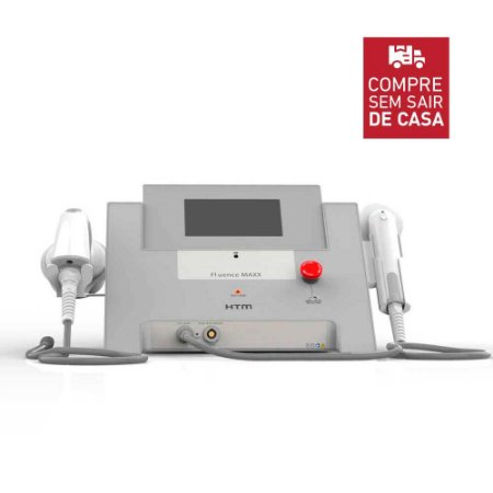 Fluence Maxx - Fototerapia, LED e Laser - HTM