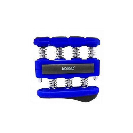 Hand Grip Exercitador para Dedos -Forte-7lbs/ 3,18kg-Azul - LIVEUP
