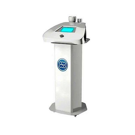 Lipocavity New Aparelho de Ultracavitação de Média e Baixa Frequência 80Khz - Medical San