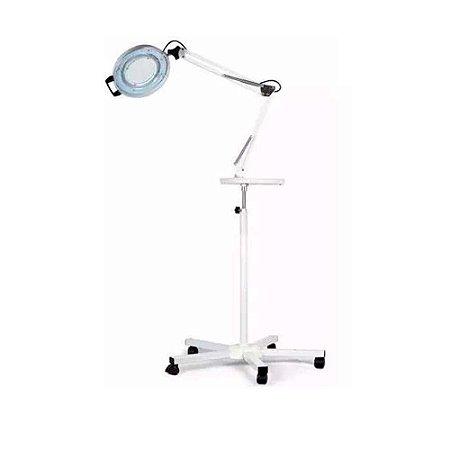 Luminaria com Tripe Bandeja e Calha para Lampada - Estek - 127V