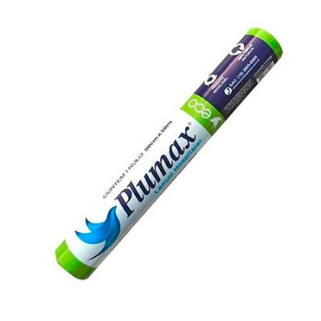 Papel Lençol Descartável Branco Eco - PLUMAX