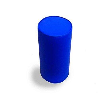 Rolo de Espuma Azul - 60x20x20cm SÓ ESPUMA