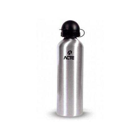 Squeeze de Alumínio - Prata - 750ml