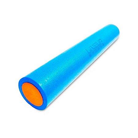 Rolo para Pilates 90X15cm - Azul - Live UP