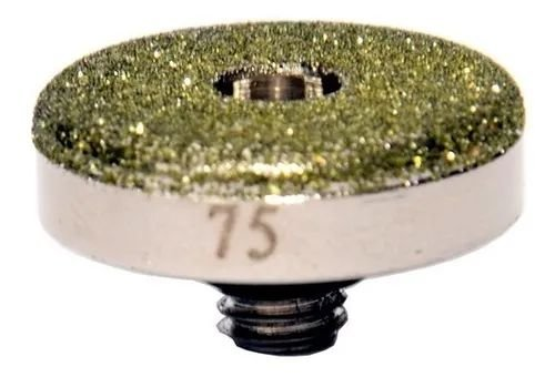 Ponteira Diamantada Grande 75 Microns - Salus