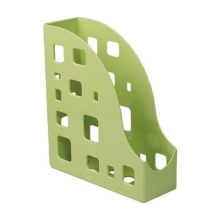 Porta Revistas Dello Verde Pistache