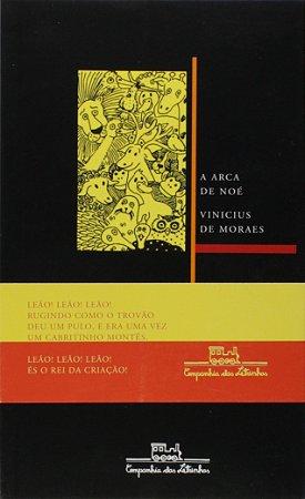 A Arca De Noé - Editora Cia Das Letrinhas