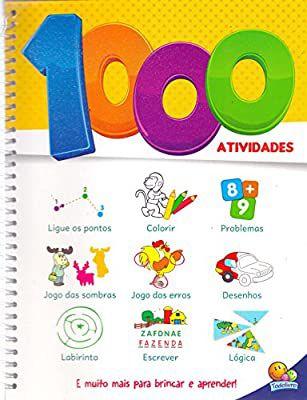 1000 Atividades - Todo Livro