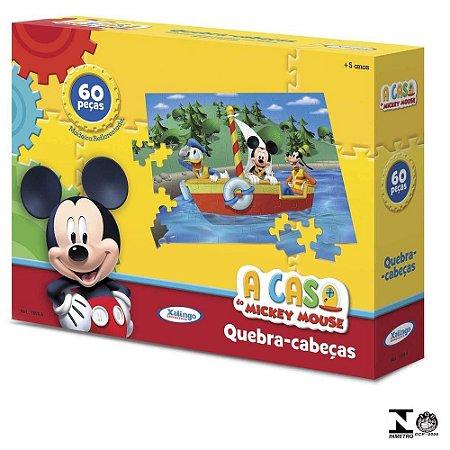 A Casa Do Mickey Xalingo 60 peças