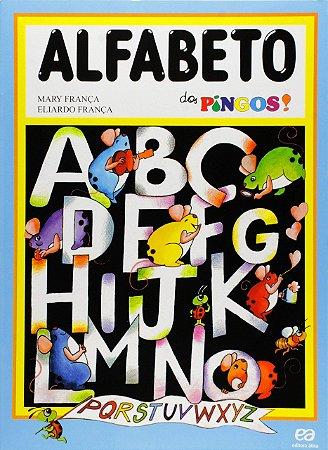 Alfabeto Dos Pingos - Editora Ática