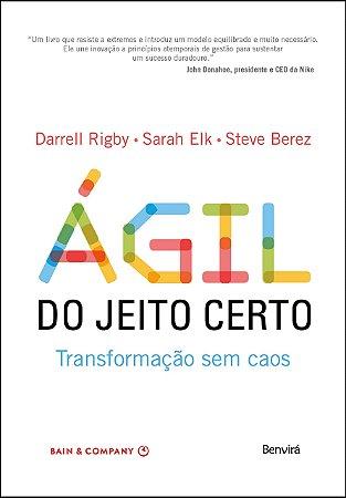 Ágil Do Jeito Certo - Editora Curitiba