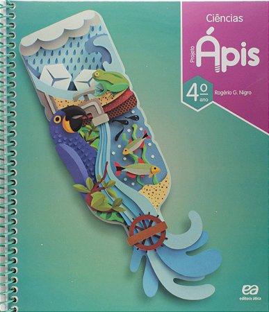 Ápis Ciências 4ºano - Editora Ática
