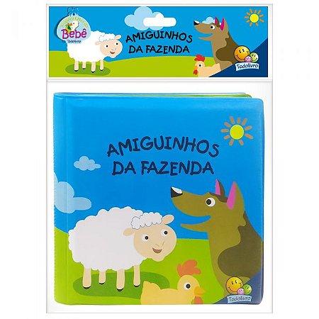 Amiguinhos da Fazenda - Editora Todo Livro