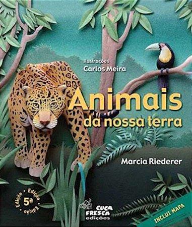 Animais From Our Land - Editora Cuca Fresca