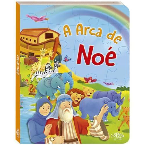 Aventuras Bíblicas A Arca de Noé - Editora Todo Livro