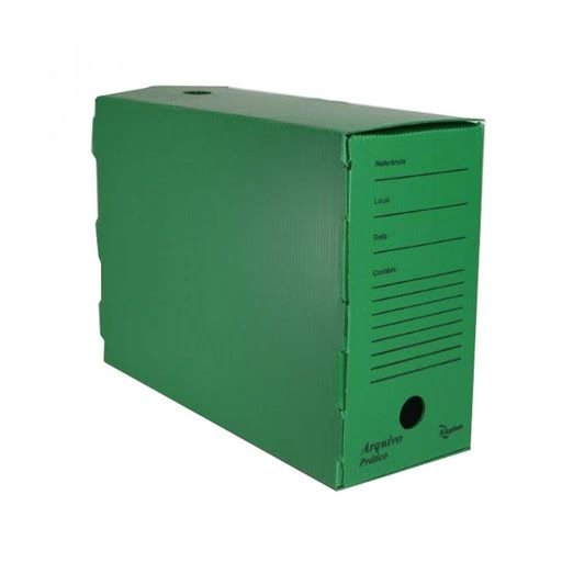 Arquivo Morto Alaplast Verde