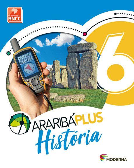 Araribá Plus História 6ºano - Editora Moderna