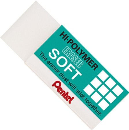Borracha Pentel Soft Hi-Polymer Zes-05