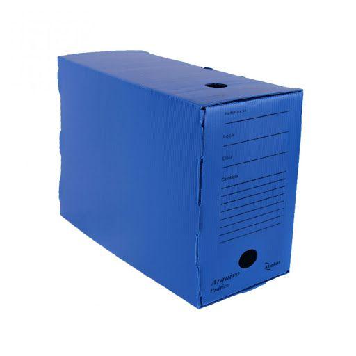 Arquivo Morto Alaplast Azul
