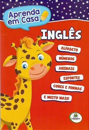 Aprenda em Casa Inglês - Editora Todo Livro