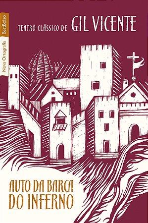 Auto Da Barca Do Inferno - Editora Best Bolso