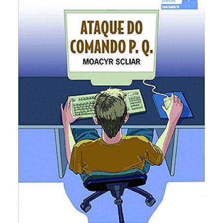 Ataque Do Comando P.Q - Editora Ática