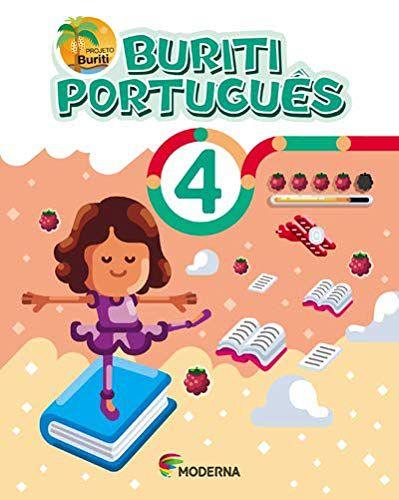 Buriti Português 4ºano - Editora Moderna
