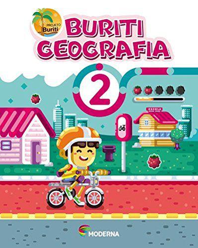 Buriti Geografia 2ºano - Editora Moderna