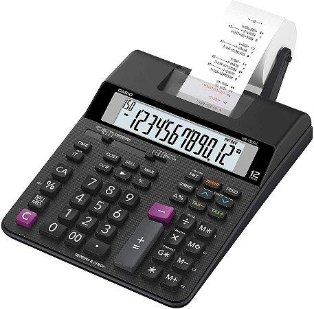 Calculadora Casio Bobina 12 Dígitos Hr-150Rc