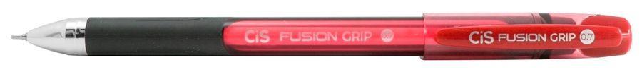 Caneta Cis 0.7 Fusion Grip Vermelho