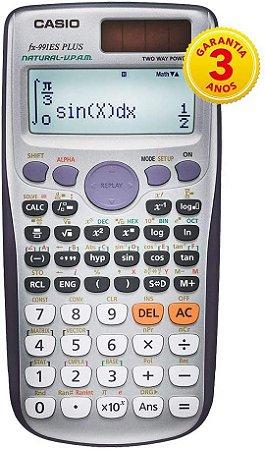 Calculadora Casio Científica Fx-991Es Plus