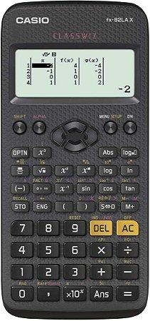 Calculadora Casio Científica Fx-82 Lax