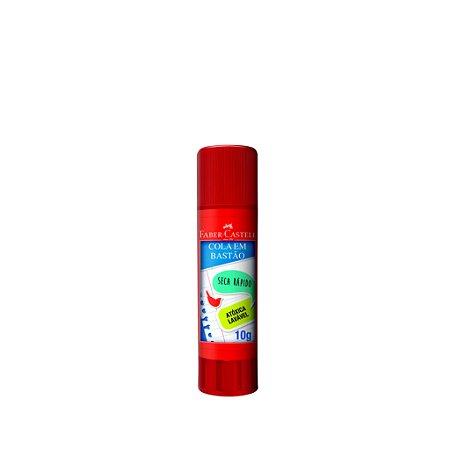 Cola em Bastão Faber Castell 10G