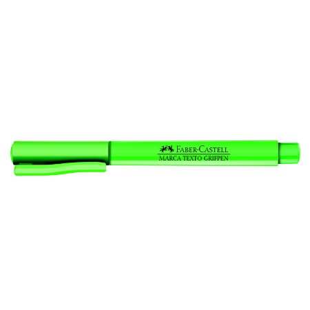 Marca Texto Faber Castell Grifpen Verde