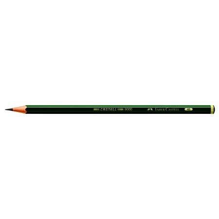 Lápis de Escrever Faber Castell 4B