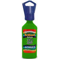 Dimensional Acrilex Verde Abacate 35Ml