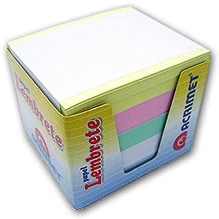 Papel Lembrete Acrimet Colorido 750 folhas